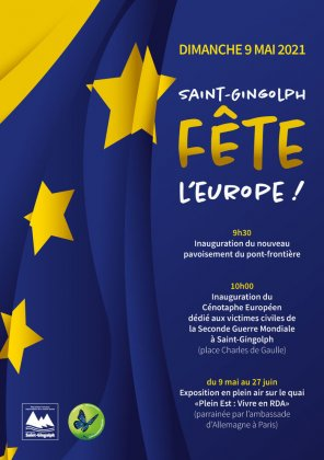 Saint-Gingolph fête l'Europe