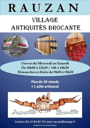 Village Antiquités Brocante