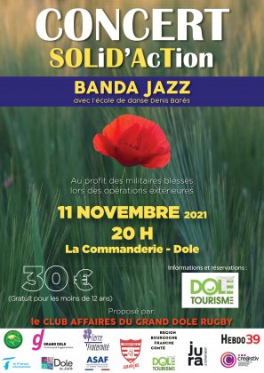 Concert SOLiD'AcTion
