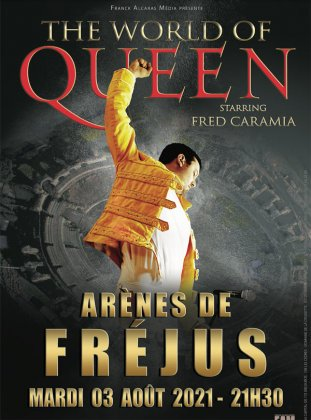 THE WORLD OF QUEEN A FREJUS