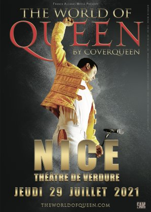 The World Of Queen à Nice