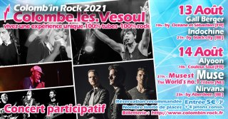 Colomb'In Rock 2021 - Edition spéciale  9bis