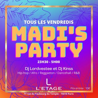 Madi's Party #22