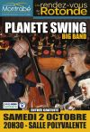 Concert PLANETE SWING Big Band