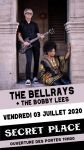 THE BELLRAYS + THE BOBBY LEES