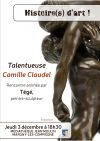 Talentueuse Camille Claudel