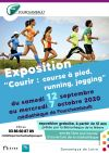 """Exposition """"Courir, course à pied, running, jogging"""""""