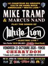 ▲ANNULÉ▲ Mike Tramp & Marcus Nand Play White Lion + Highway