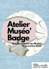 Muséo'badge