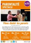 "Spectacle ""Viens choisir tes parents"""