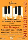 MUSIQU'ENVILLE : Jazz Messengers