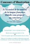 Concours illustrations