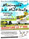 Mini-golf Le Multiballe