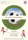 STAGES FOOTBALL 5 ans à  13 ans